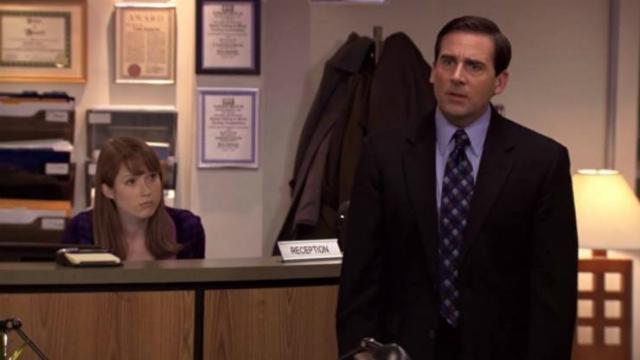 Usuário ficou semanas em casa assistindo à série The Office. Foto: Netflix/Reprodução