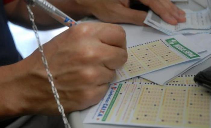 O valor da aposta mínima, que é de seis números, é R$ 3,50. Foto: Reprodução/Arquivo Agência Brasil