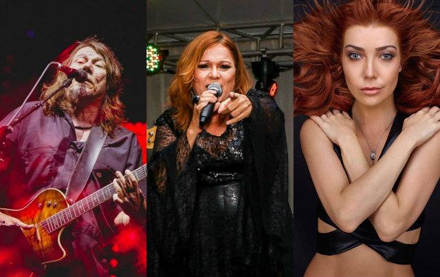 Cantores farão participações especiais no show, cujos detalhes ainda não foram confirmados. Fotos: Facebook/Reprodução