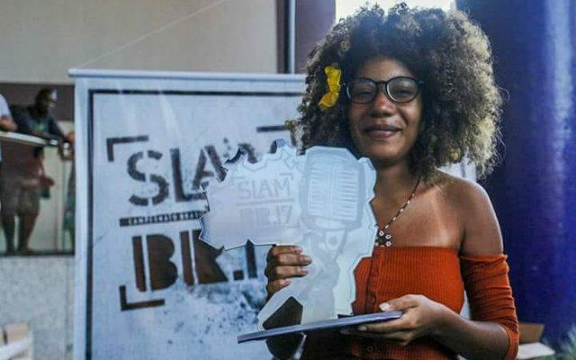 Isabella é mestranda em história pela Universidade Federal de Pernambuco. Foto: Facebook/Reprodução