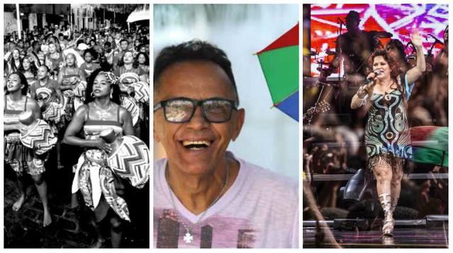 Jota Michiles e Nena Queiroga serão homenageados. Fotos; Arquivo DP e Nena Queiroga/Divulgação