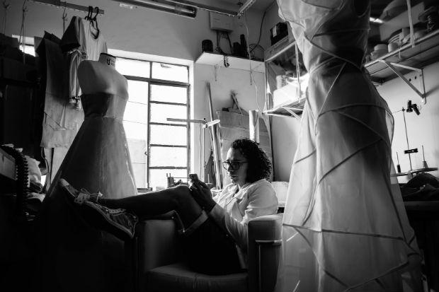 Jorge Feitosa irá abrir seu ateliê ao público a partir do próximo dia 20. Foto: Lud Lower/Divulgação