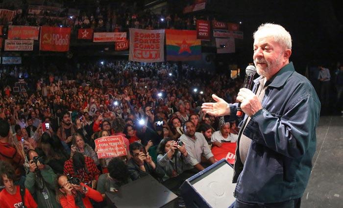 PT diverge sobre estratégia para o dia do julgamento de Lula