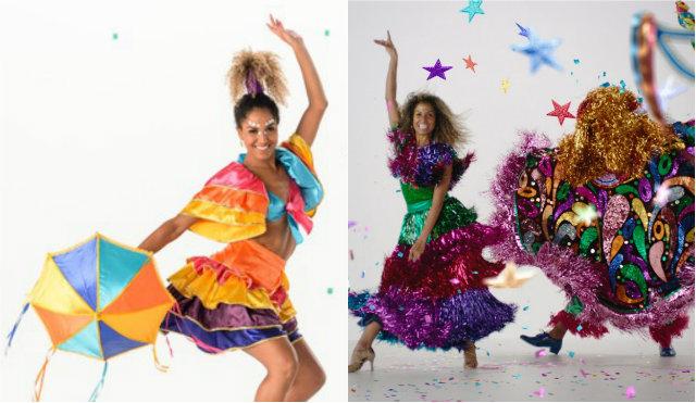 Diversidade de ritmos foi adotada no ano passado. Fotos: Globo/Divulgação