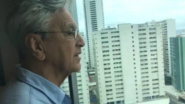 Cantor está em Recife para realizar o show Caetano Moreno Zeca Tom Veloso. Foto: Instagram/Reprodução