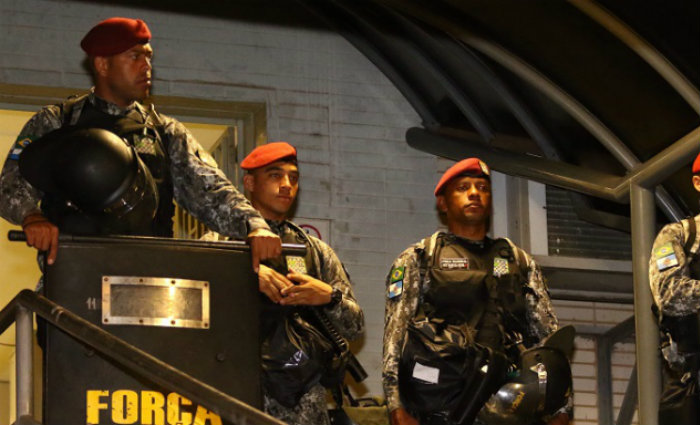 A operação com a participação da Força Nacional começou em julho do ano passado, na cidade de Novo Progresso, sudoeste do Pará, estendendo-se até outubro. Foto: Luis Nova/CB ( Foto: Luis Nova/CB)