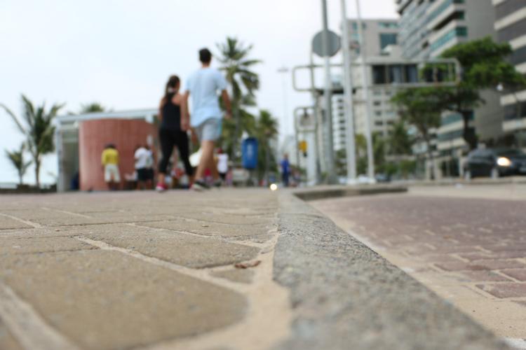 A proposta é incentivar os turistas e a população a desfrutar dos espaços públicos da cidade. Foto: Gabriel Melo/Esp.DP