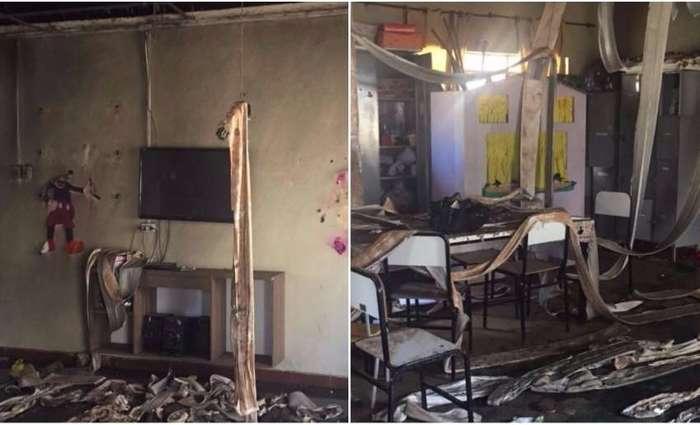 A unidade de saúde informou que, das vítimas da tragédia na creche, apenas uma paciente do sexo feminino permanece internada no local - Foto: Reprodução/Internet