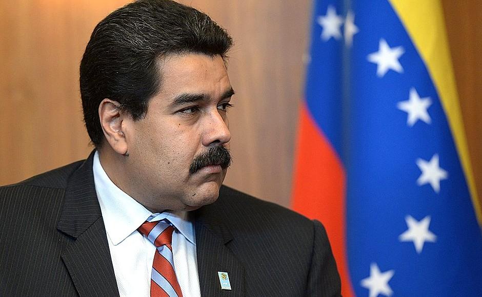 Nicolás Maduro. Foto: Reprodução/Internet