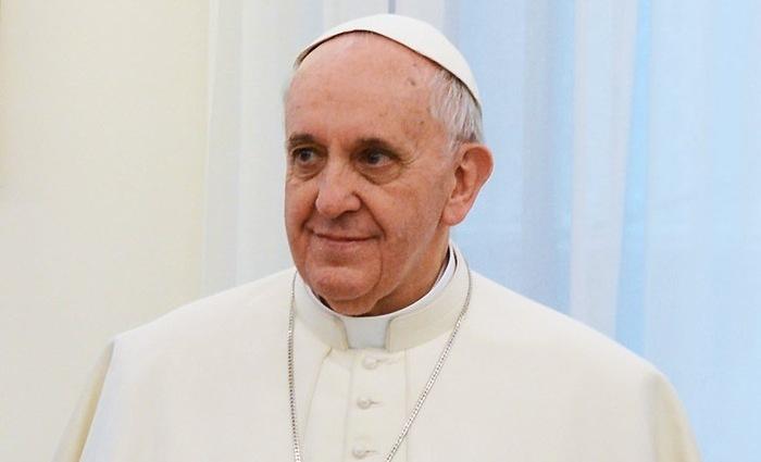 Papa Francisco. Foto: Reprodução/Internet