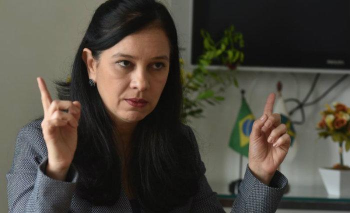 Grace Mendonça, da AGU, pediu cautela ao Planalto na apresentação de recursos nas Cortes superiores. Foto: Antonio Cunha/CB (Foto: Antonio Cunha/CB)