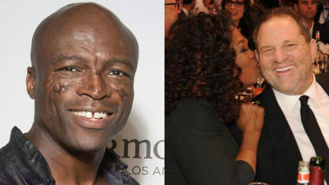 Seal critica Oprah e acusa apresentadora de saber sobre Harvey Weinstein. Foto: AFP/Reprodução
