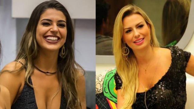 Vivian Amorim esteve no BBB 17 enquanto Fernanda Keulla venceu a edição do BBB 13. Foto: Instagram/Reprodução
