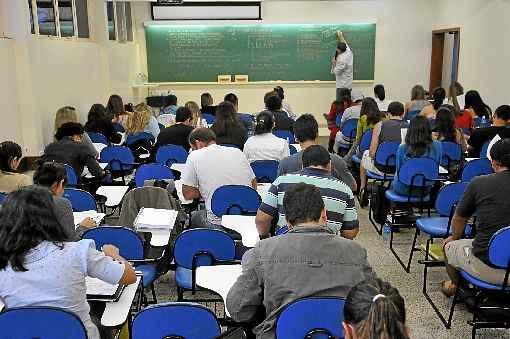 O embarque dos professores ocorre nesta sexta-feira (12). Foto: Marcelo Ferreira/CB (Foto: Marcelo Ferreira/CB)