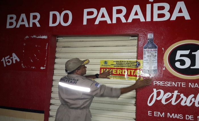 Operação dos bombeiros já passou por cidades do Sertão, Litoral Sul e Região Metropolitana do Recife. Foto: CBMPE/Divulgação