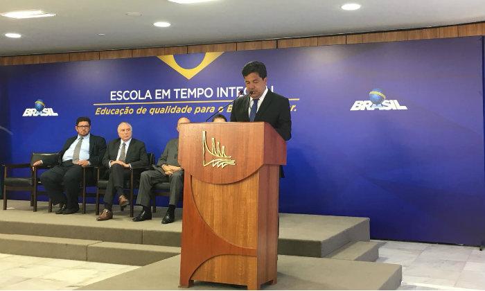 A expectativa é de que até 2020 o estado disponibilize 34 mil matrículas em tempo integral apoiadas pelo MEC. Foto: AnaMaria Nascimento/DP