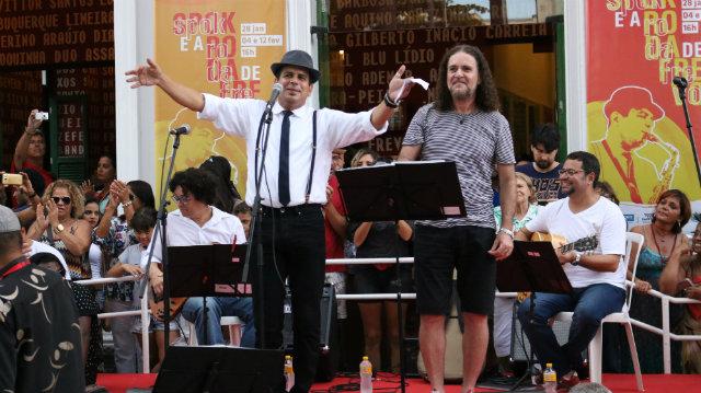 Maestro Spok vai comandar apresentações musicais. Foto: Paço do Frevo/Divulgação