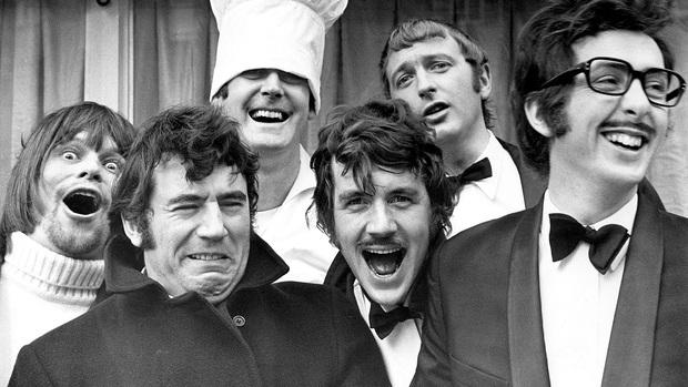 Grupo influenciou humorísticos de várias gerações. Foto: BBC/Divulgação