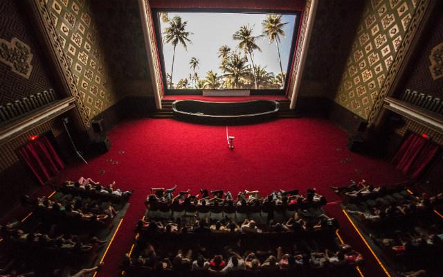 A paralisação das atividades foi devido a um problema na placa transmissora dos filmes. Crédito: Victor Juca/Divulgação
