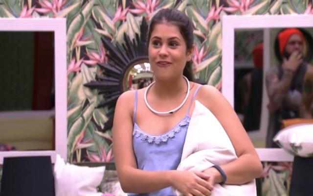 Ana Paula já causa controvérsia nas redes sociais. Foto: TV Globo/Reprodução