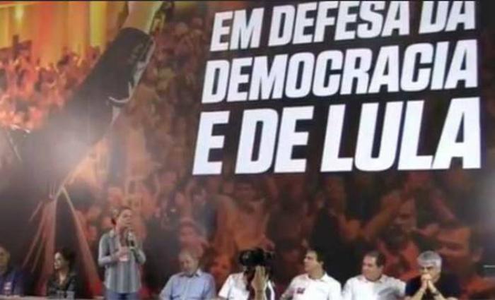 Reunião nesta quinta-feira, na sede da CUT, em São Paulo Foto: Reprodução/Facebook (Foto: Reprodução/Facebook)