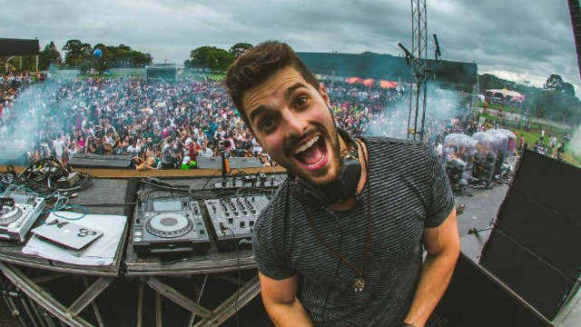 Alok é um dos DJs em evidência no mundo. Foto: Alok/Divulgação