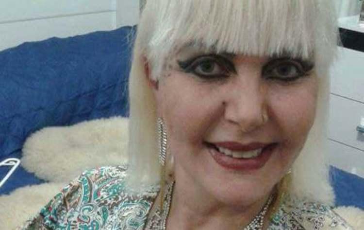Sandra Mattera não resistiu a um infarto. Foto: Reprodução/Facebook