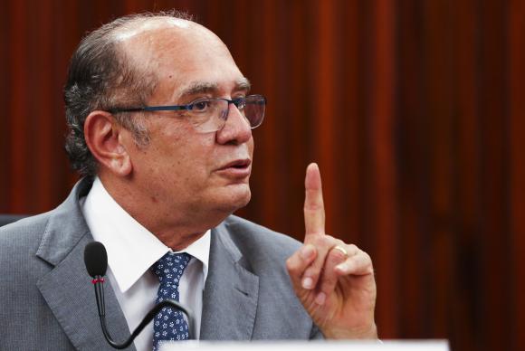 Instituto de advogado de Cunha divulga apoio a Gilmar Mendes