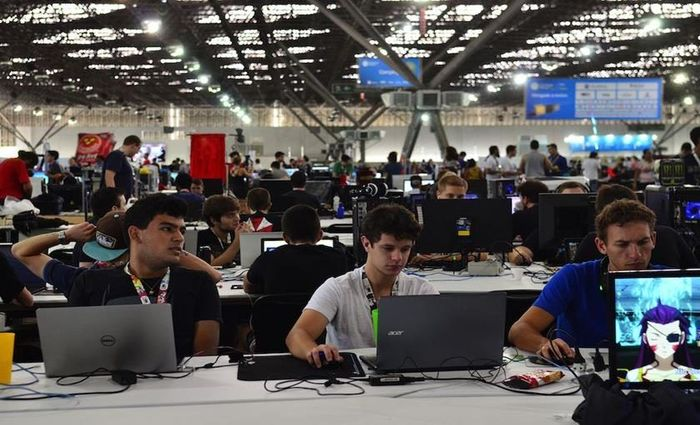 Temas  como  ciência,  inovação  e  universo  digital mobilizaram  o  público  em  edições  anteriores  da Campus - Foto: Party Rovena Rosa/Arquivo/Agência Brasil