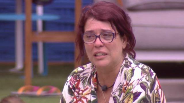Mara demonstrou confiança em sua vitória sobre Ana Paula. Foto: Globo/Reprodução