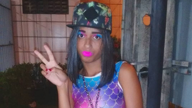 Roberta Silva Santos mora em Jaboatão dos Guararapes. Foto: Instagram/Reprodução