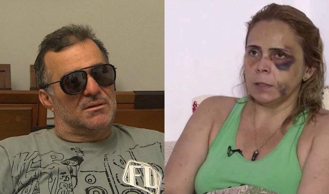 Ex-namorada buscou delegacia e hospital após supostas agressões. Fotos: TV Bahia/Reprodução