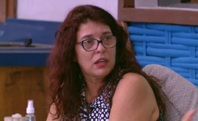 Mineira teve participação marcada por frases fortes. Foto: Globo/Reprodução
