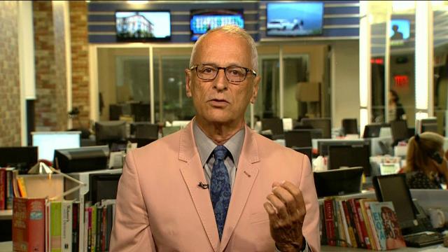 Pontual é correspondente da Globo em Nova York. Foto: Globo/Reprodução
