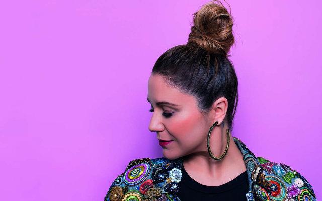 Cantora lançou oitavo álbum da carreira com faixas autorais e assinadas por colegas. Foto: Daryan Dornelles/Divulgação