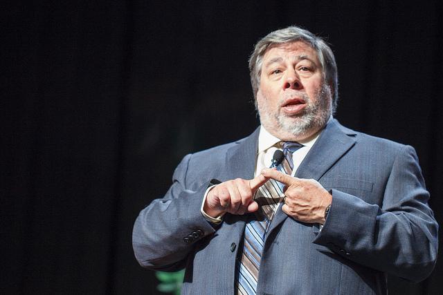 Esta seria a segunda vez que Wozniak participaria do evento no País. Foto: Reprodução/Internet