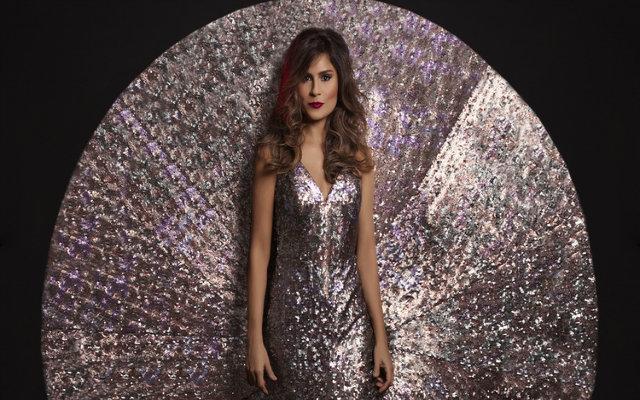 A cantora ganhou notoriedade ao emplacar música em trilha de novela global. Foto: Fred Chalub/Divulgação