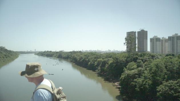 Filme Filhos da lua na terra do Sol trata da relação entre as pessoas albinas e o sol de Cuiabá. Foto: Cine Glória/divulgação