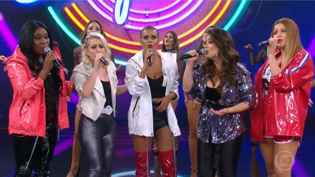 Cantoras retornaram em 2017 para dar continuidade ao grupo. Foto: Sony Music/Divulgação