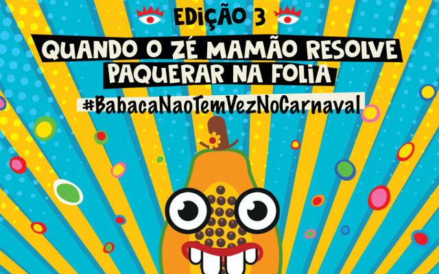 A iniciativa busca desconstruir comportamentos machistas nos foliões. Foto: Prefeitura do Recife/Divulgação