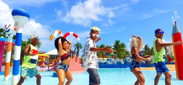Pode Balançar faz parte do disco Arrocha com Troinha, lançado no final do ano passado. Foto: Youtube/Reprodução