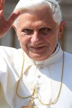 Papa emérito Bento XVI. Foto: Reprodução/Internet