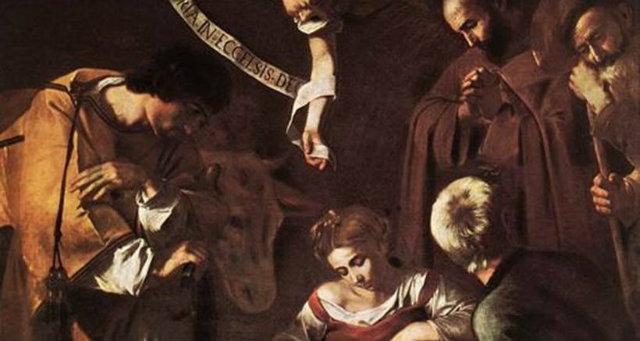 A obra de Caravaggio é uma das mais procuradas do mundo. Foto: Internet/Reprodução