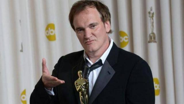 Tarantino já dirigiu filmes como Pulp Ficton e Django Livre. Foto: AFP/Reprodução