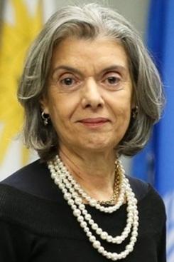 Presidente do Supremo Tribunal Federal, Cármen Lúcia. Foto: Reprodução/Internet