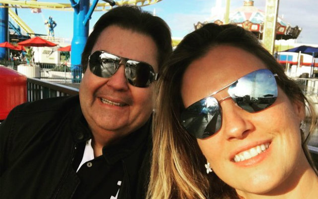O casal teve três filhos: Rodrigo Silva, Lara Silva e João Guilherme. Foto: Instagram/Reprodução