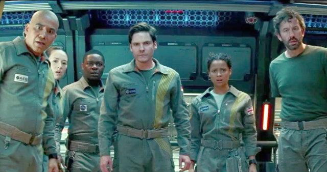 Novo Cloverfield foi lançado no mesmo dia que o seu trailer. Foto: Netflix/Reprodução