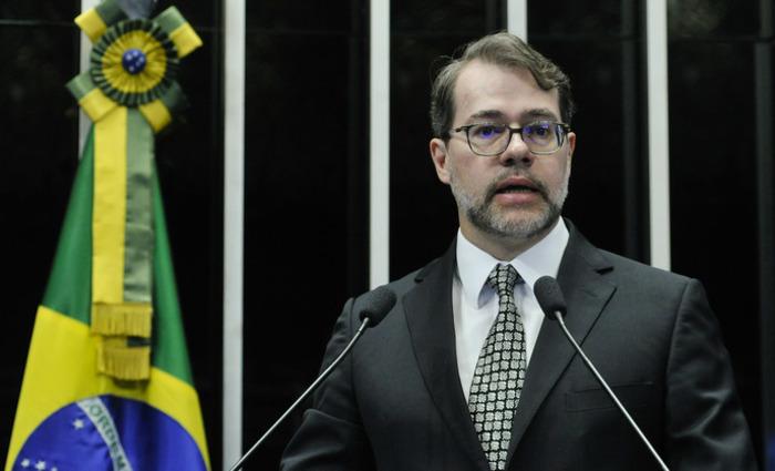 Ministro do Supremo Tribunal Federal Dias Toffoli. Foto: Reprodu