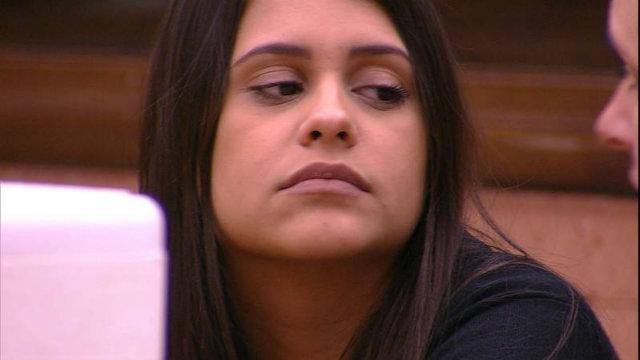 A estudante de jornalismo Ana Paula tinha medo de ser rejeitada pelo público. Foto: Globo/Reprodução