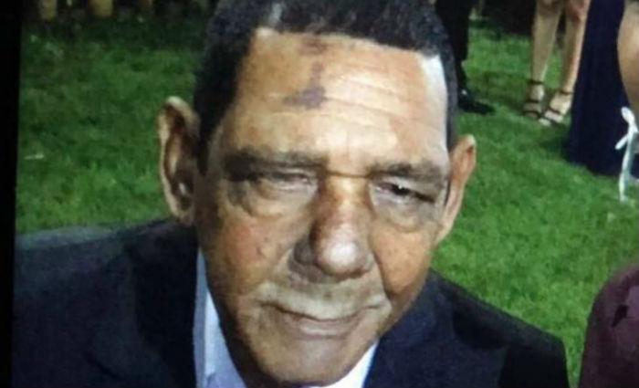 Pai do jogador Walter está desaparecido desde sábado no Recife. Foto: Arquivo pessoal